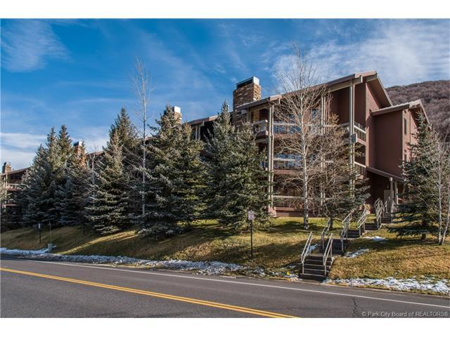 2400 Deer Valley Drive #22, Park City, UT 84060 (MLS #11704710) :: The Lange Group