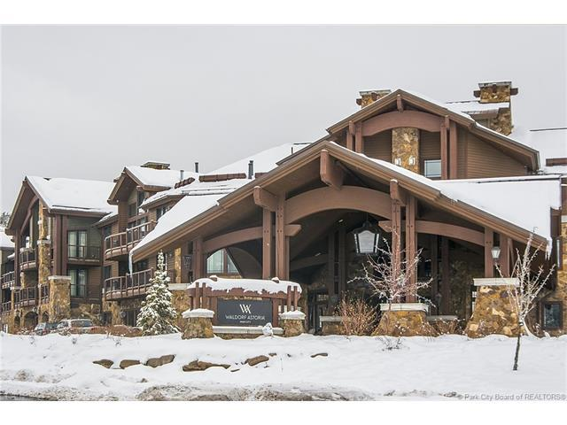 2100 Frostwood Boulevard #4121, Park City, UT 84098 (MLS #11704720) :: High Country Properties