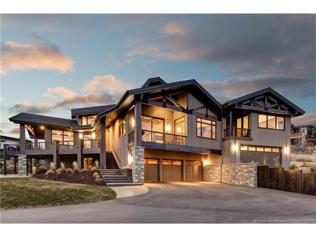 3320 American Saddler Drive, Park City, UT 84060 (MLS #11704736) :: The Lange Group