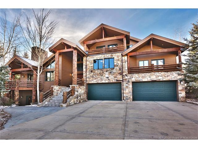 2835 Solamere Drive, Park City, UT 84060 (MLS #11704737) :: The Lange Group