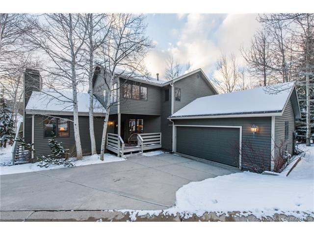 2427 Nansen Court, Park City, UT 84060 (MLS #11704778) :: The Lange Group