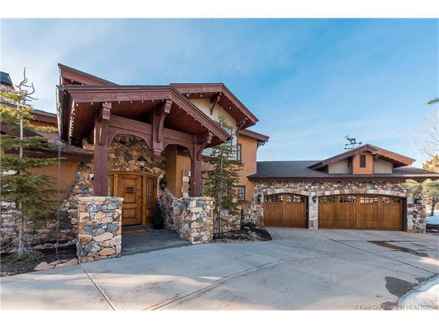 3661 Solamere Drive, Park City, UT 84060 (MLS #11704797) :: The Lange Group
