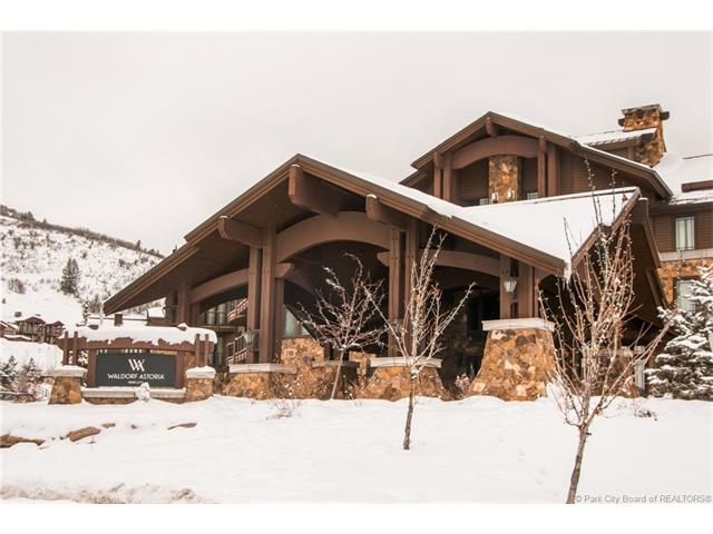 2100 W Frostwood Boulevard #4163, Park City, UT 84098 (MLS #11704820) :: The Lange Group