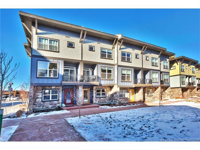 1370 Center Drive #3, Park City, UT 84098 (MLS #11704843) :: High Country Properties