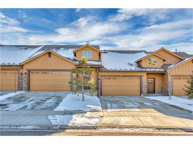1119 W Wintercress Trail, Heber City, UT 84032 (MLS #11704862) :: Lawson Real Estate Team - Engel & Völkers