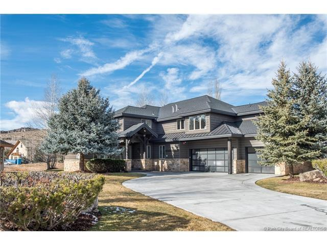 2706 Estates Drive, Park City, UT 84060 (MLS #11704864) :: The Lange Group