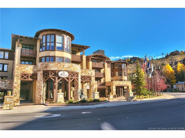 7815 Royal Street East B282, Park City, UT 84060 (MLS #11704877) :: The Lange Group