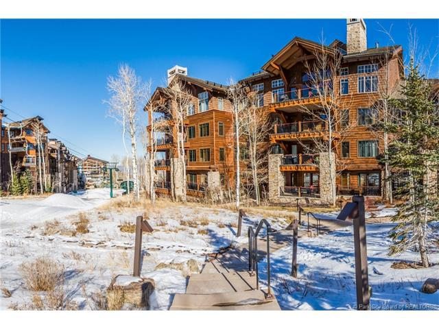 7715 Village Way #103, Park City, UT 84060 (MLS #11704885) :: High Country Properties