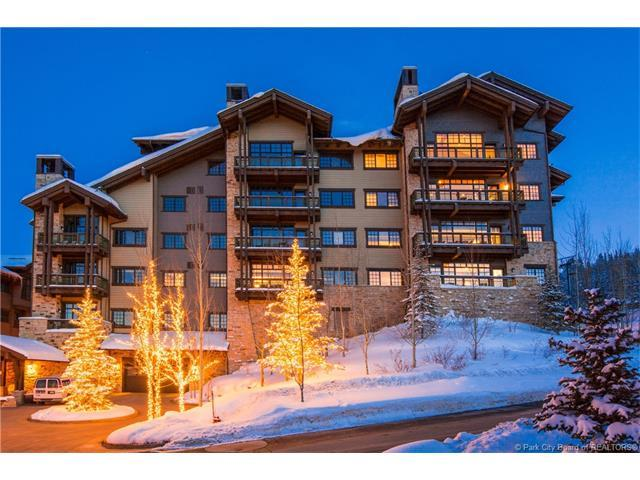 8880 Empire Club Drive #515, Park City, UT 84060 (MLS #11704895) :: High Country Properties