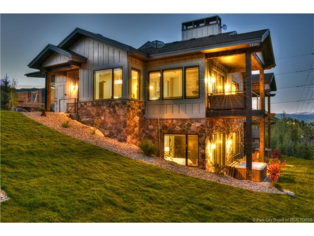 4314 Holly Frost Court #8, Park City, UT 84098 (MLS #11704935) :: High Country Properties