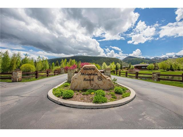 3667 Quarry Mountain Road, Park City, UT 84098 (MLS #11704961) :: High Country Properties
