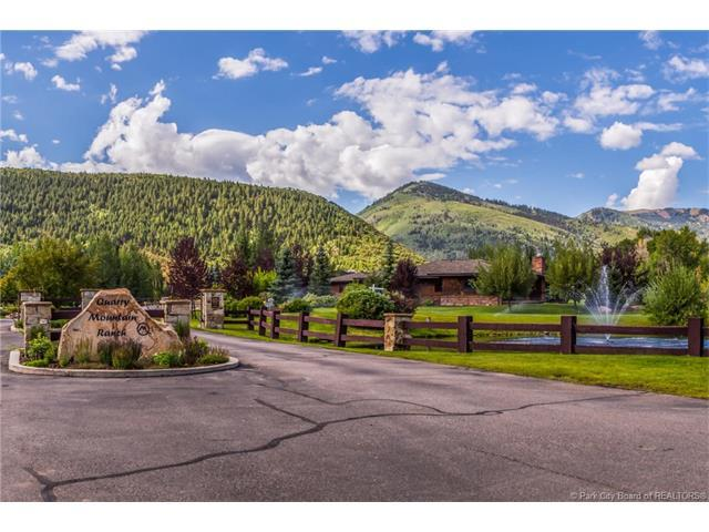 3777 Quarry Mountain Road, Park City, UT 84098 (MLS #11704962) :: High Country Properties