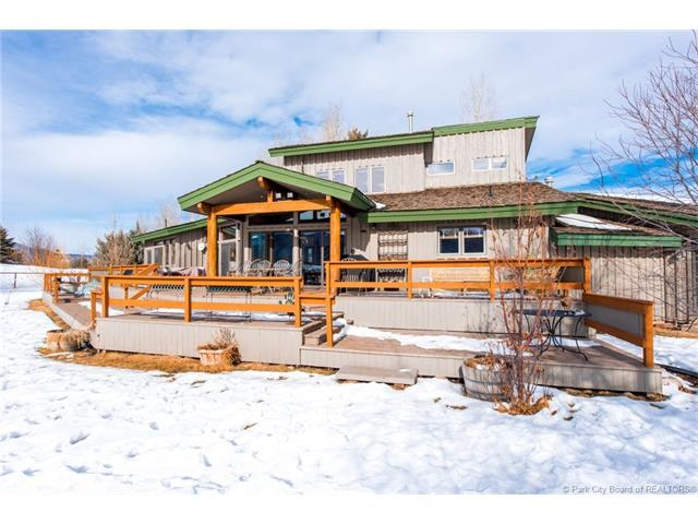 567 W 5200 North, Park City, UT 84098 (MLS #11704968) :: High Country Properties