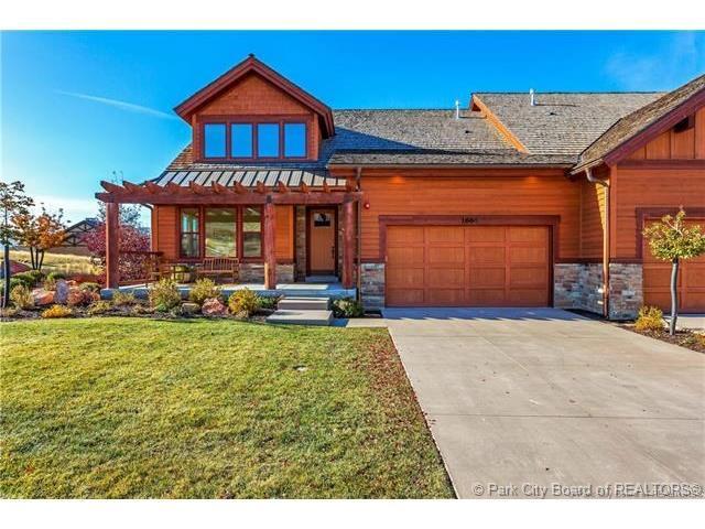 1664 E Abajo Peak #17, Heber City, UT 84032 (MLS #11704972) :: High Country Properties