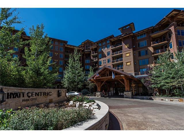 3551 N Escala Court #301, Park City, UT 84098 (MLS #11704984) :: High Country Properties