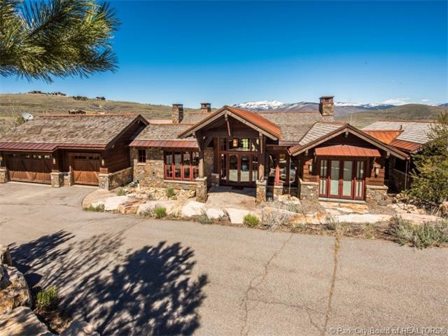 9080 N Uinta Drive, Heber City, UT 84032 (MLS #11705015) :: High Country Properties