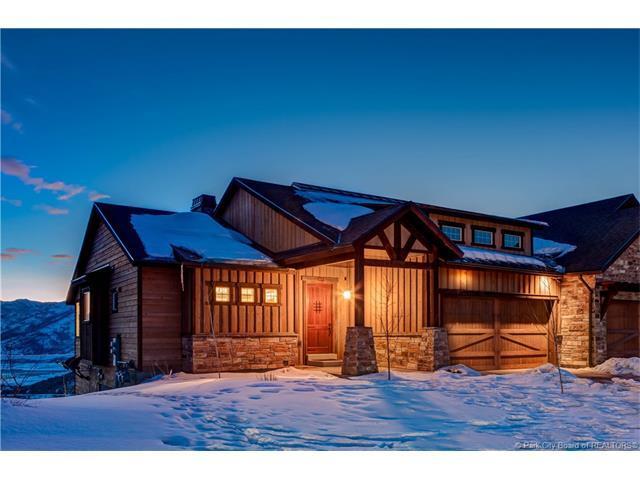 1734 E Longview Drive #81, Hideout, UT 84036 (MLS #11705017) :: High Country Properties