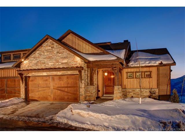 1738 E Longview Drive #82, Hideout, UT 84036 (MLS #11705018) :: High Country Properties