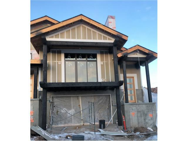 4317 N Holly Frost Court, Park City, UT 84098 (MLS #11800014) :: High Country Properties
