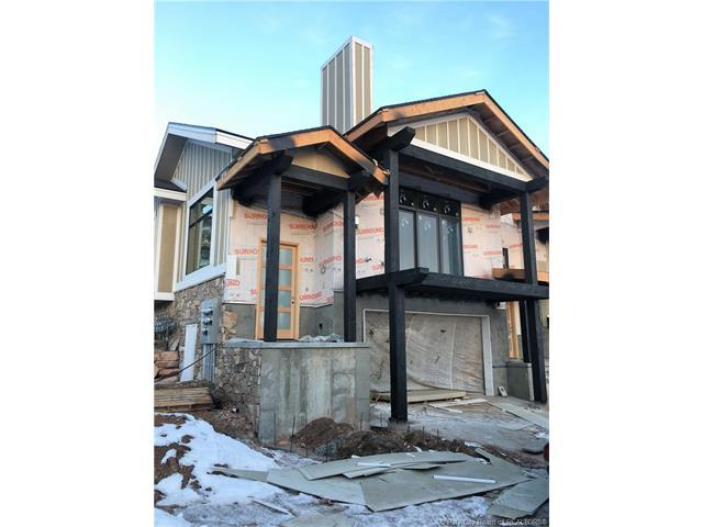 4301 N Holly Frost Court, Park City, UT 84098 (MLS #11800023) :: High Country Properties