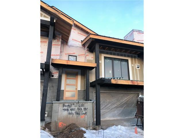 4307 N Holly Frost Court, Park City, UT 84098 (MLS #11800024) :: High Country Properties