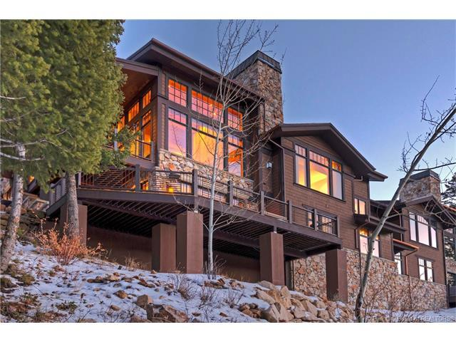 6538 Lookout Drive, Park City, UT 84060 (MLS #11800036) :: High Country Properties