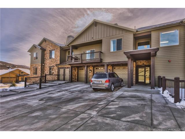 1195 W Black Rock Trail M, Heber City, UT 84032 (MLS #11800040) :: High Country Properties
