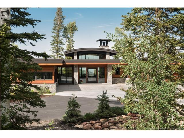 51 White Pine Canyon Road, Park City, UT 84060 (MLS #11800056) :: High Country Properties