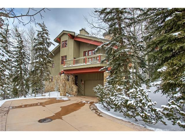 8120 Cache Drive #9, Park City, UT 84060 (MLS #11800085) :: High Country Properties