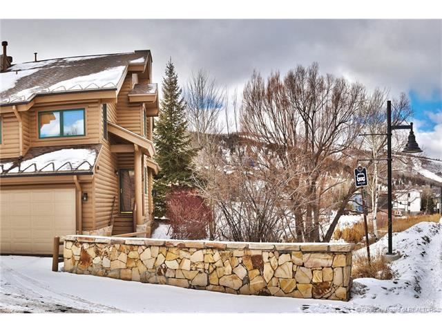 690 Deer Valley Drive #12, Park City, UT 84060 (MLS #11800125) :: High Country Properties