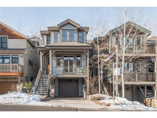 1207 Empire Avenue, Park City, UT 84060 (MLS #11800127) :: High Country Properties