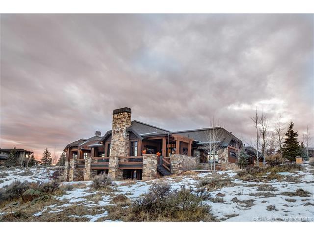 3032 Saddleback Ridge Drive, Park City, UT 84098 (MLS #11800128) :: High Country Properties