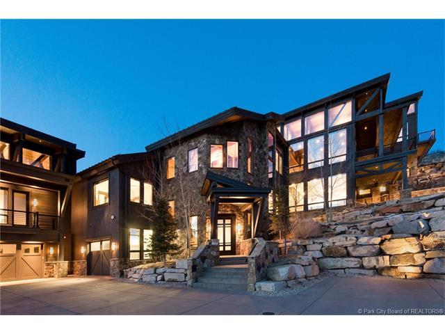 11380 N Snowtop Road, Park City, UT 84060 (MLS #11800129) :: The Lange Group