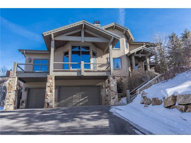 7129 Canyon Drive, Park City, UT 84098 (MLS #11800131) :: High Country Properties