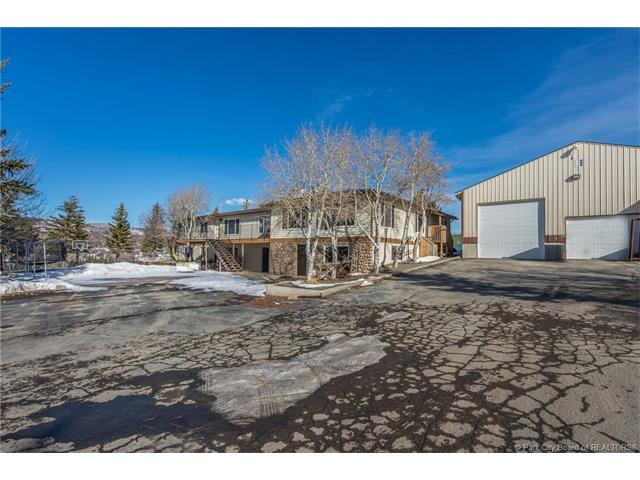 1655 E Oakridge Road, Park City, UT 84098 (MLS #11800149) :: High Country Properties