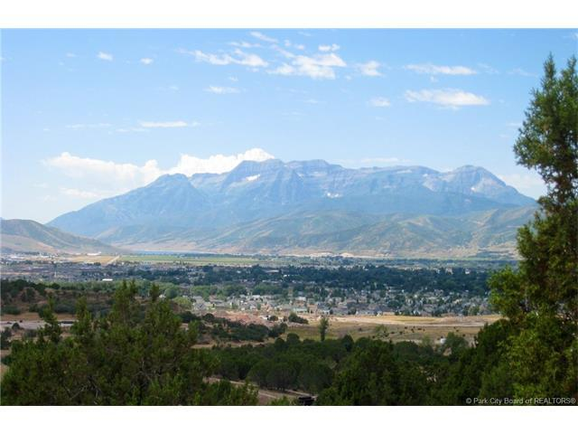 2333 E Flat Top Mountain Dr (Lot 82), Heber City, UT 84032 (MLS #11800156) :: High Country Properties