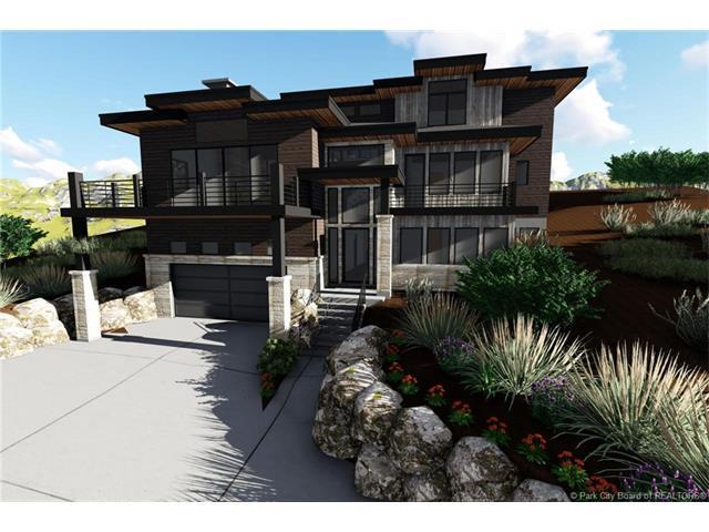 3121 Mountain Ridge Court, Park City, UT 84060 (MLS #11800169) :: High Country Properties