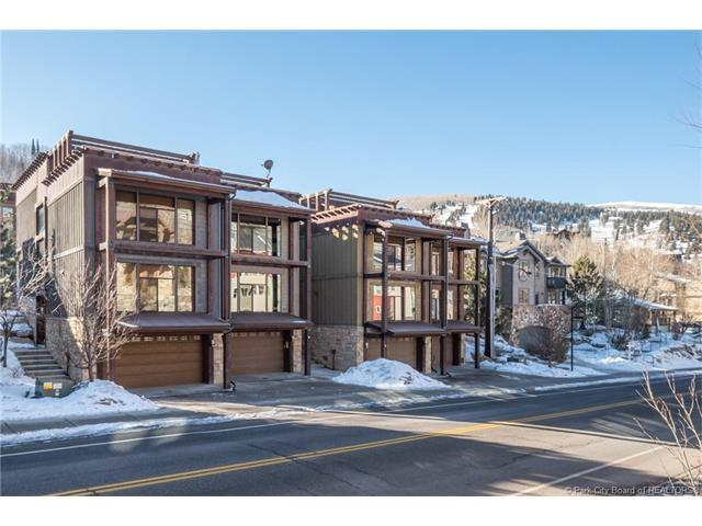 570 Deer Valley Drive #3, Park City, UT 84060 (MLS #11800170) :: High Country Properties
