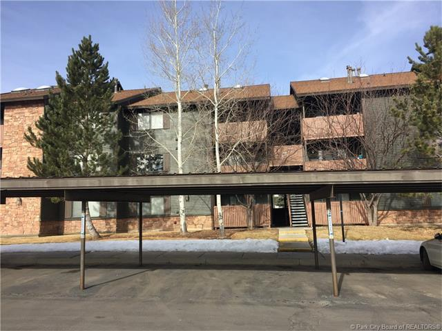 6831 N 2200 West 12-B, Park City, UT 84098 (MLS #11800184) :: High Country Properties