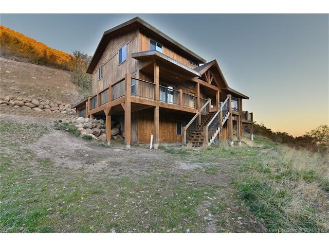 9964 Kimball Canyon, Park City, UT 84098 (MLS #11800185) :: High Country Properties