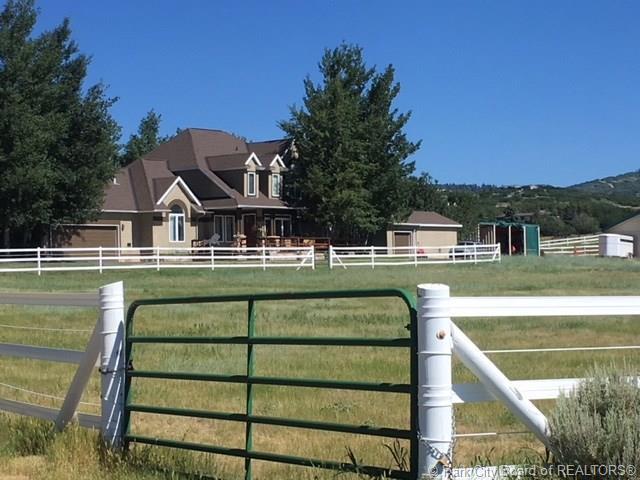 8822 Highfield, Park City, UT 84098 (MLS #11800194) :: High Country Properties