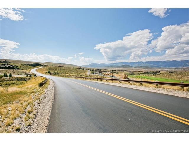 7406 N Ranch Club Trail, Park City, UT 84098 (MLS #11800235) :: The Lange Group