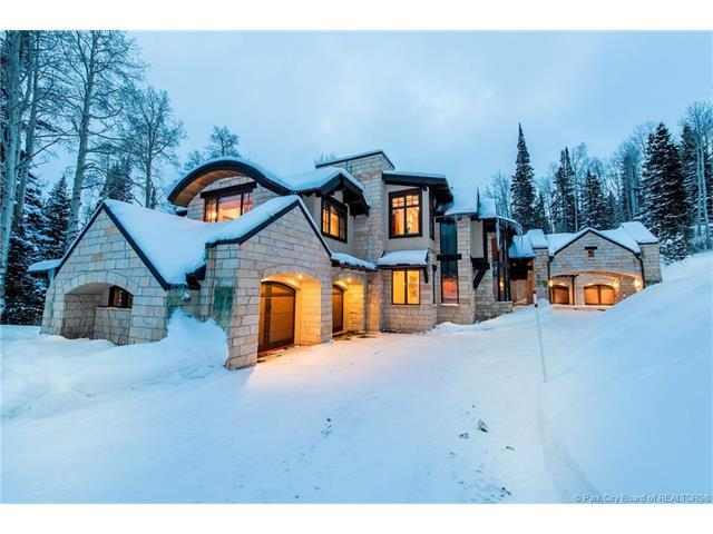 98 White Pine Canyon Road, Park City, UT 84060 (MLS #11800250) :: The Lange Group