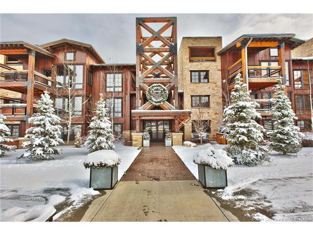 2880 E Deer Valley Drive #6219, Park City, UT 84060 (MLS #11800301) :: The Lange Group