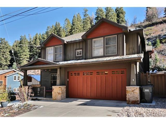 325 Daly Avenue, Park City, UT 84060 (MLS #11800309) :: High Country Properties