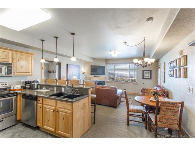 2669 Canyons Resort Drive #202, Park City, UT 84098 (MLS #11800324) :: The Lange Group