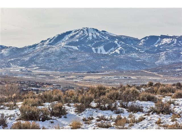 7560 N West Hills Trail, Park City, UT 84098 (MLS #11800352) :: High Country Properties