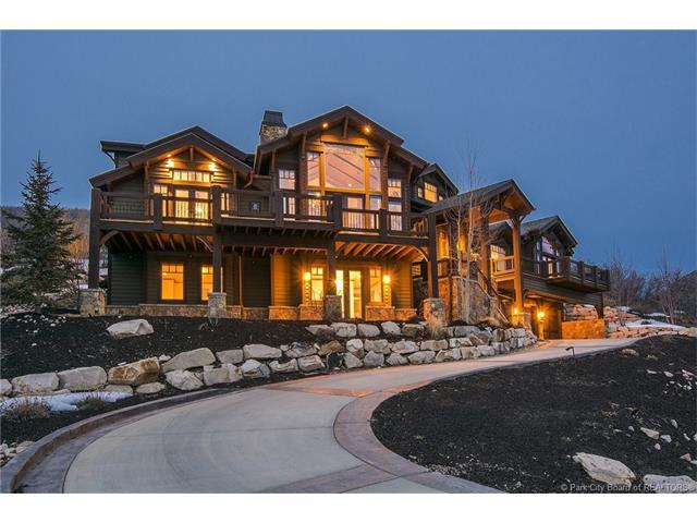 1415 Seasons Drive, Park City, UT 84060 (MLS #11801390) :: High Country Properties