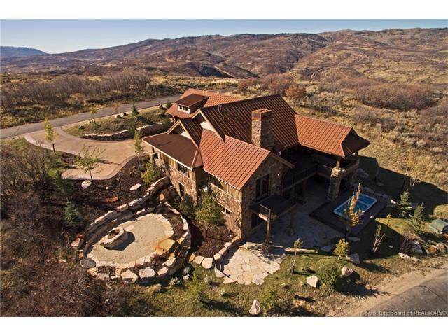 9492 Dye Cabins Drive, Park City, UT 84098 (MLS #11801398) :: High Country Properties