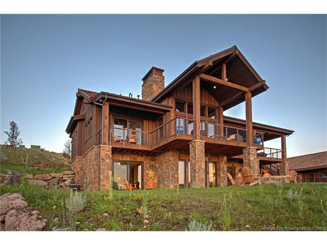 6889 E Falling Star Circle, Heber City, UT 84032 (MLS #11801401) :: High Country Properties